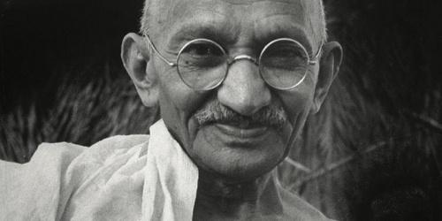 CONFERENCE Gandhi résister pour être libre