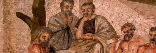 Conférence LES PREMIERS PHILOSOPHES